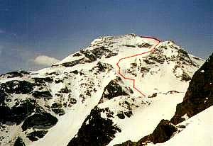 Ski de rando, Silvretta, Autriche